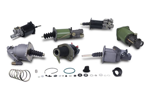 Clutch Servos & Repair Kits